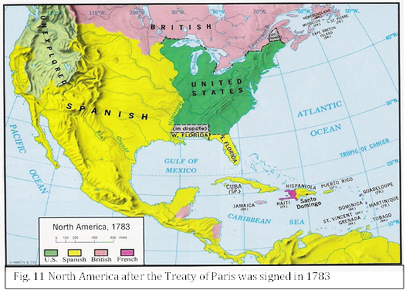 Topic Battles During The Revolution South Carolina History - Map of us after revolutionary war