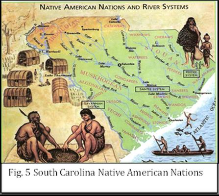 Topic 1.2: Native Americans: Catawba, Cherokee, and Yemassee ...